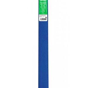 PAPEL CREPE 0,5×2,5m AZUL EXÓTICO 57