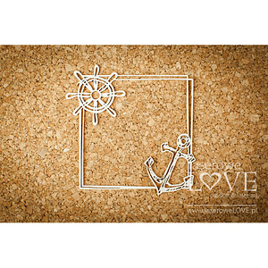 CHIPBOARD – ANCHOR – OCEAN ADVENTURE 88