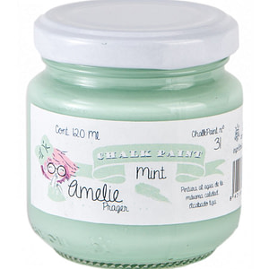 PINTURA CHALK PAINT AMELIE 31 MINT 120ML