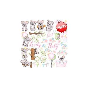PUBBY BLUBBY GIRL 12″x 12″