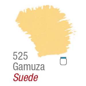 PINTURA ACRÍLICA FOSCA MATE ACRILEX 37ml GAMUZA 525