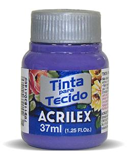 PINTURA TEXTIL ACRILEX 37ml VIOLETA COBALTO 540