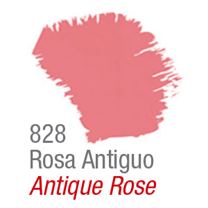 PINTURA ACRÍLICA FOSCA MATE ACRILEX 60ML. ROSA ANTIGUO 828