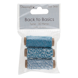 BAKER TWINE DOVECRAFT BLUE SKIES