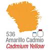 Acrílica fosca mate amarillo cadmio Acrilex