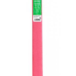PAPEL CREPE 0,5×2,5m ROSA CLARO 60