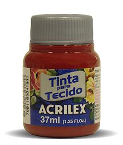 PINTURA TEXTIL ACRILEX 37ml PÚRPURA 550