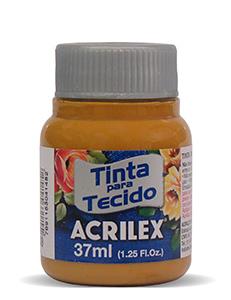 PINTURA TEXTIL ACRILEX 37ml SIENA NATURAL/FUME 539