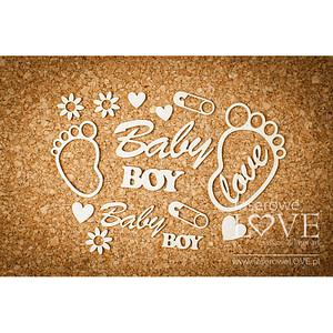 CHIPBOARD – FEET BOY – EMMA & BILLY
