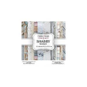 SHABBY TEXTURE 12″x 12″
