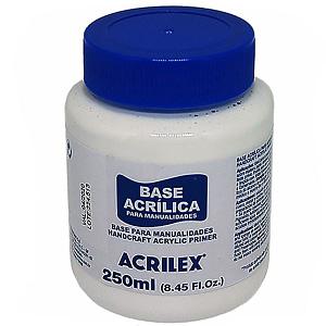 BASE PARA MANUALIDADES (BASE ACRÍLICA) ACRILEX 250ML.