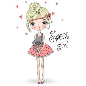 PAPEL SUBLIMACION ARTIS DECOR 30X30 SWEET GIRL