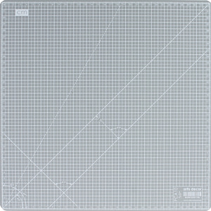 PLANCHA DE CORTE SCRAP 33X33CM. ARTIS DECOR