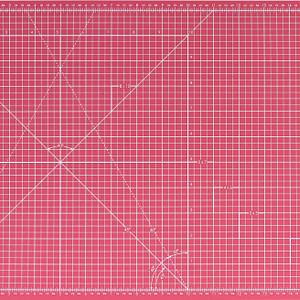 PLANCHA DE CORTE SCRAP 45x30CM. ARTIS DECOR