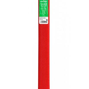 PAPEL CREPE 0,5×2,5m ROJO VIVO 06