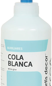 COLA BLANCA ARTIS DECOR 500gr