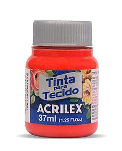 PINTURA TEXTIL ACRILEX 37ml ROJO VIVO 541