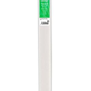 PAPEL CREPE 0,5×2,5m BLANCO 01