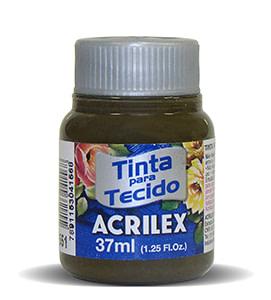 PINTURA TEXTIL ACRILEX 37ml SEPIA 551