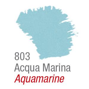 PINTURA ACRÍLICA FOSCA MATE ACRILEX 60ML. ACQUA MARINA 803